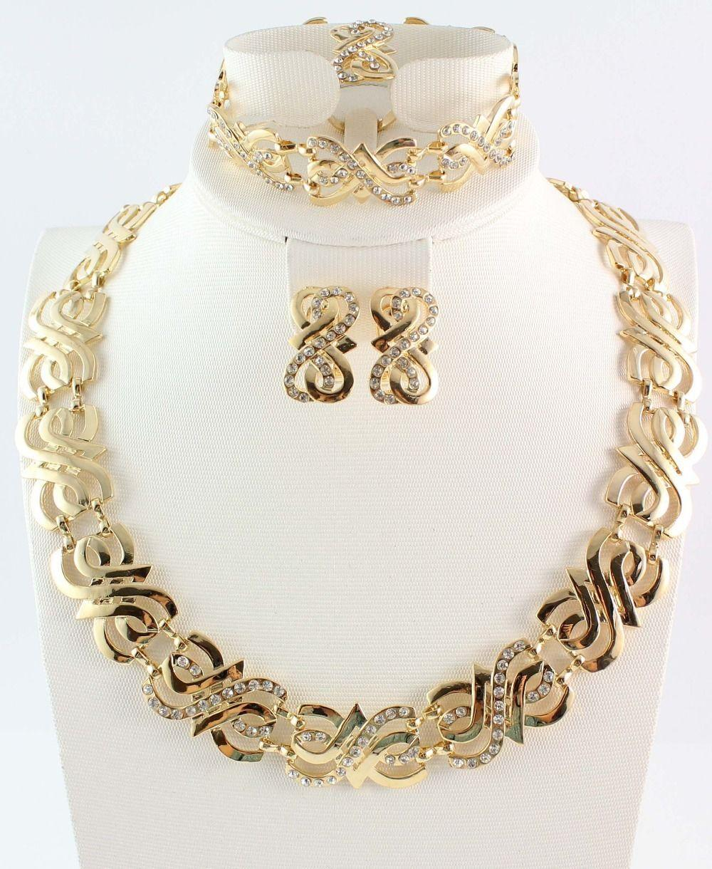ASIAN DESIGN JEWELRY SET