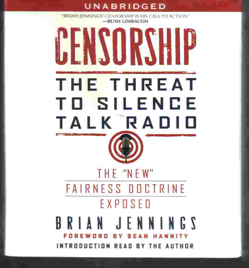CENSORSHIP by Brian Jennings