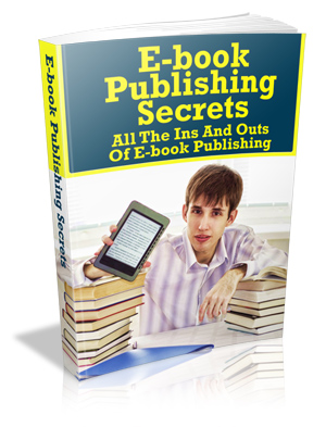 EBOOK PUBLISHING SECRETS Ebook download