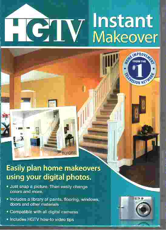 Hgtv Instant Makeover Software New Software Z78