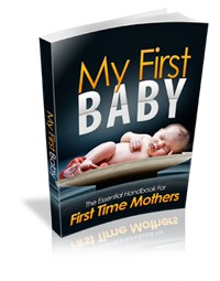 MY FIRST BABY ebook