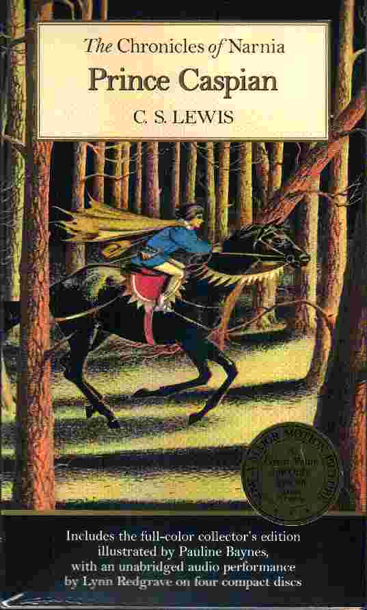 The Chronicles of Narnia PRINCE CASPIAN by C S Lewis