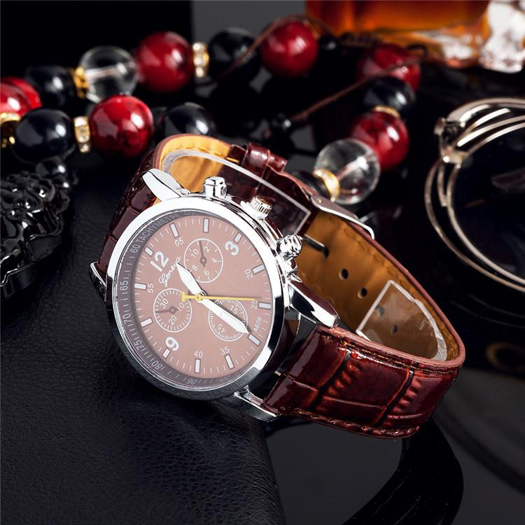 LUXURY DESIGNER WATCH - RED