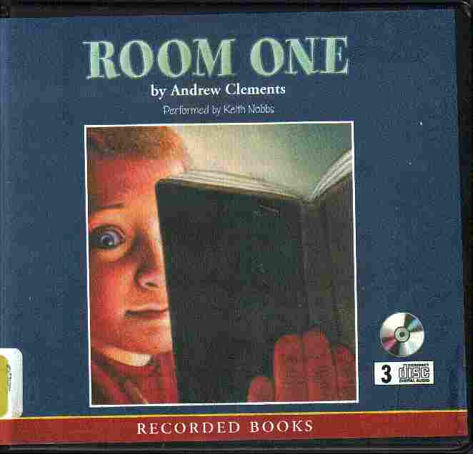 ROOM ONE by Andrew Clements