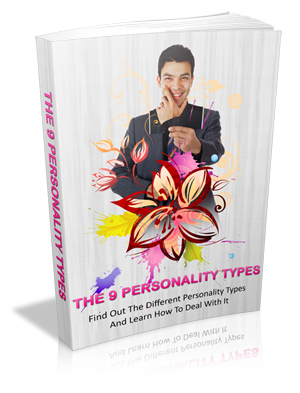 THE 9 PERSONALITY TYPES Ebook
