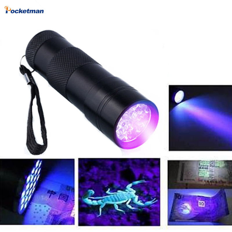 UV AGENT FLASHLIGHT
