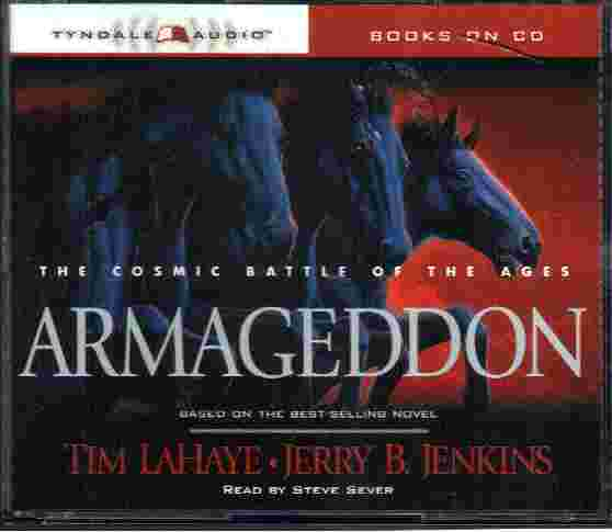 ARMAGEDDON (LEFT BEHIND #11) By Tim LaHaye, Jerry Jenkins