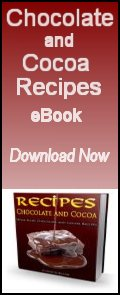 Choacolate and Cocoa Recipes 120 X 256