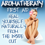 Aroma therapy first aid - small square