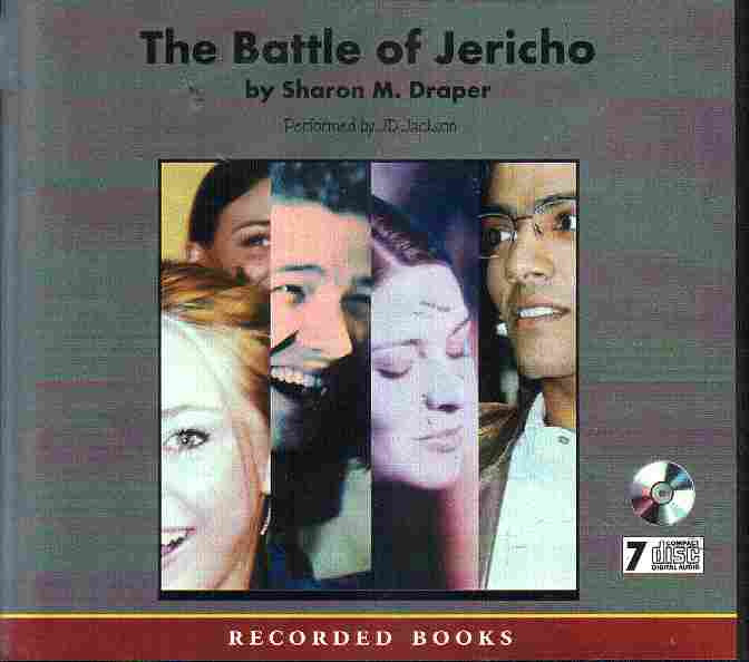 THE BATTLE OF JERICHO by Sharon M Draper