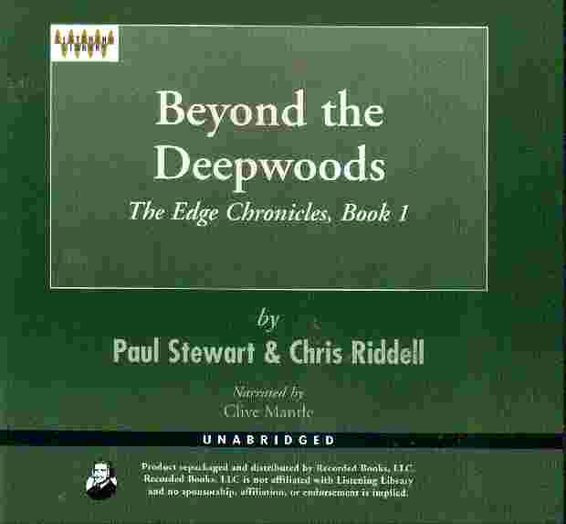 BEYOND THE DEEPWOODS by Paul Stewart and Chris Riddell