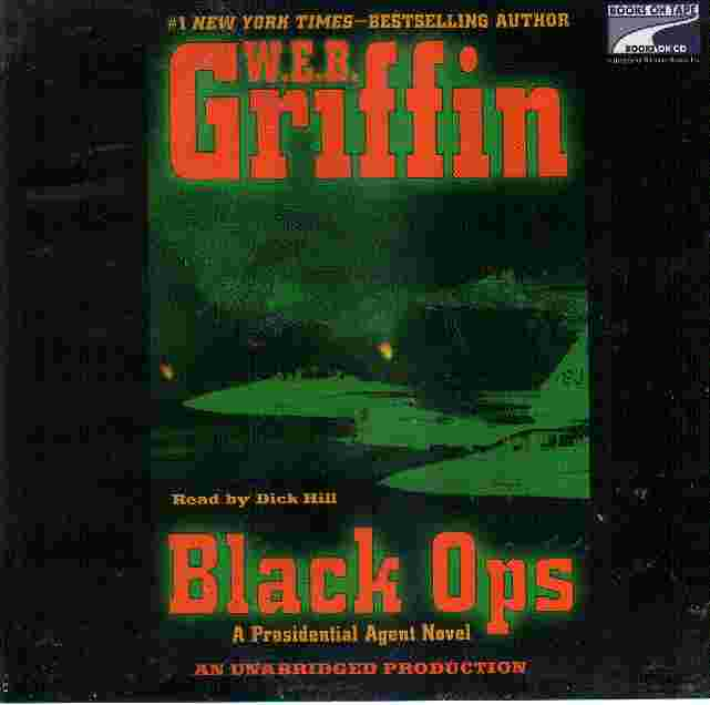 BLACK OPS by W.E.B. Griffin