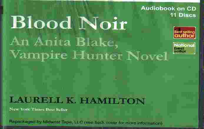 BLOOD NOIR (Anita Blake, Vampire Hunter) by Laurell K Hamilton