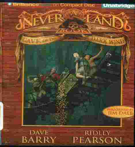 CAVE OF THE DARK WIND by Dave Barry & Ridley Pearson