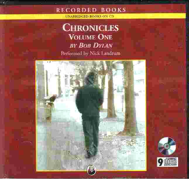 CHRONICLES VOL one by Bob Dylan