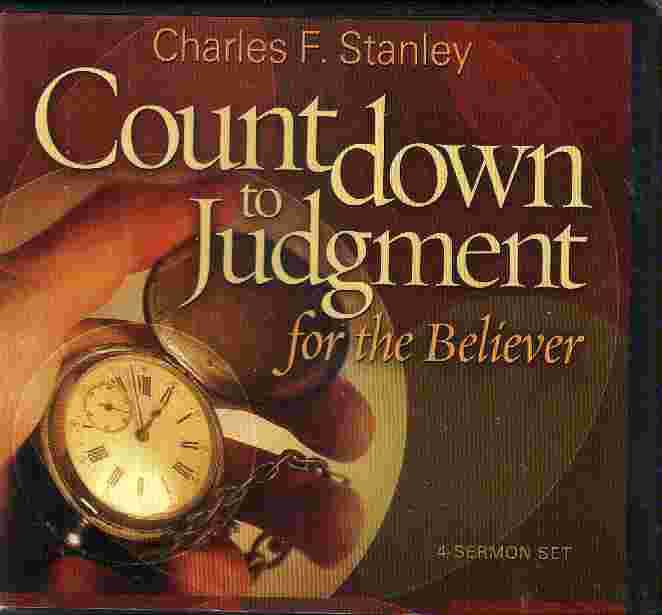 COUNT DOWN TO JUDGEMENT by Charles F Stanley