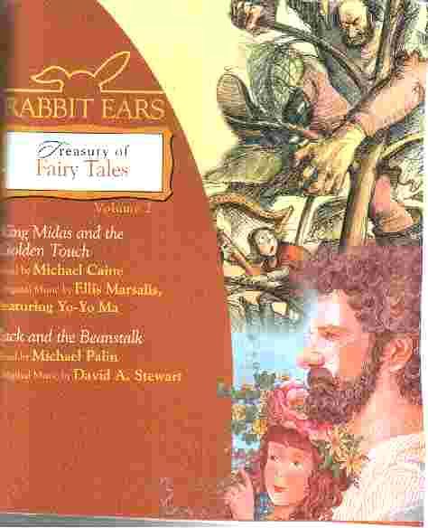 RABBIT EARS FAIRY TALES Vol 2