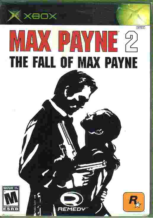 MAX PAYNE 2 THE FALL OF MAX PAYNE xbox game