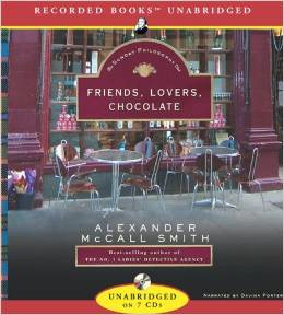FRIENS, LOVERS, CHOCOLATE by Alexander McCall Smith