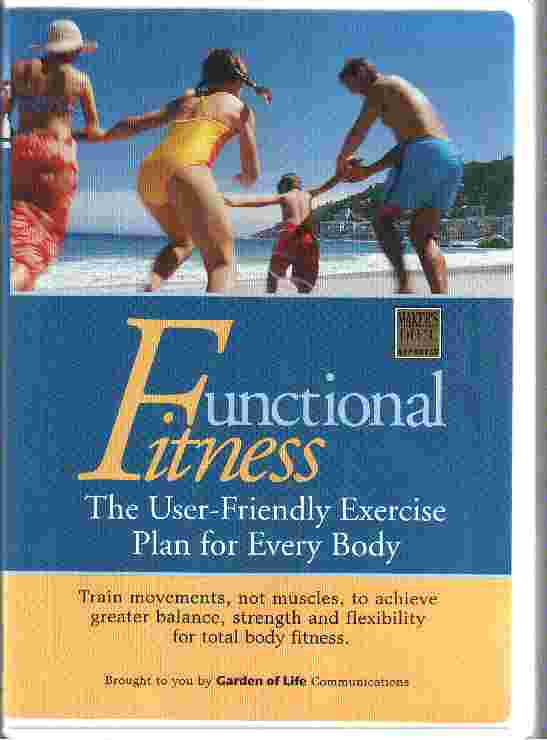 FUNCTIONAL FITNESS dvd