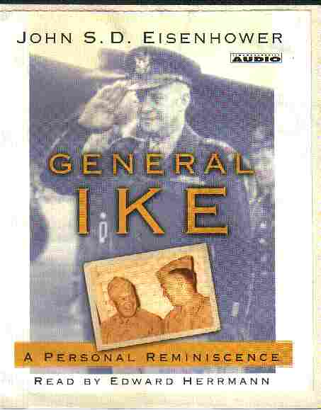 GENERAL IKE by John S D Eisenhower