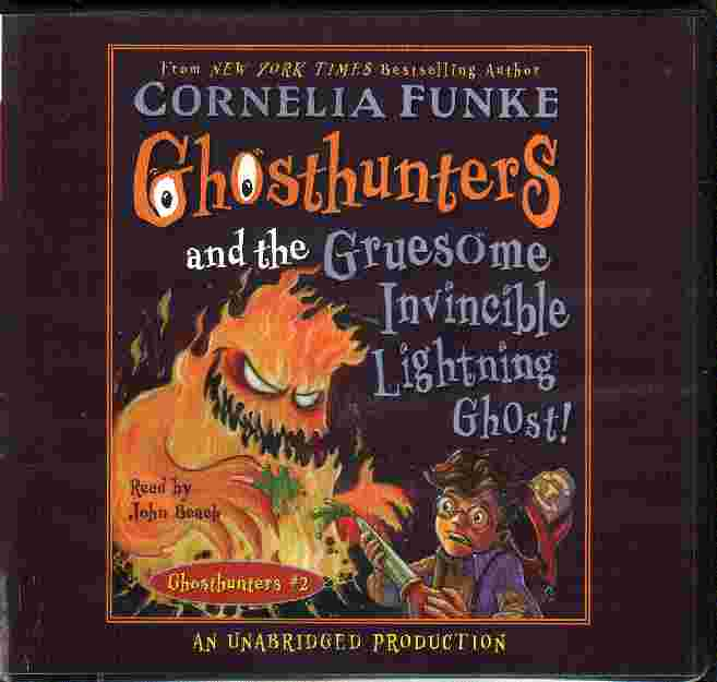 GHOSTHUNTERS - GRUESOME INVINCIBLE LIGHTNIG GHOST by C Funke