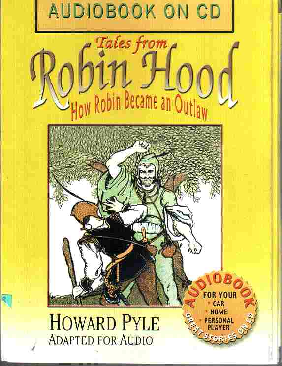 HOW ROBIN BECAME AN OUTLAW by Howard Pyle