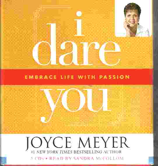 I DARE YOU by Joyce Meyer