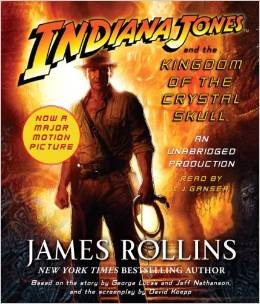 INDIANA JONES AND THE KINGDOM OF THE CRYSTAL SKULL Rollins Lucas