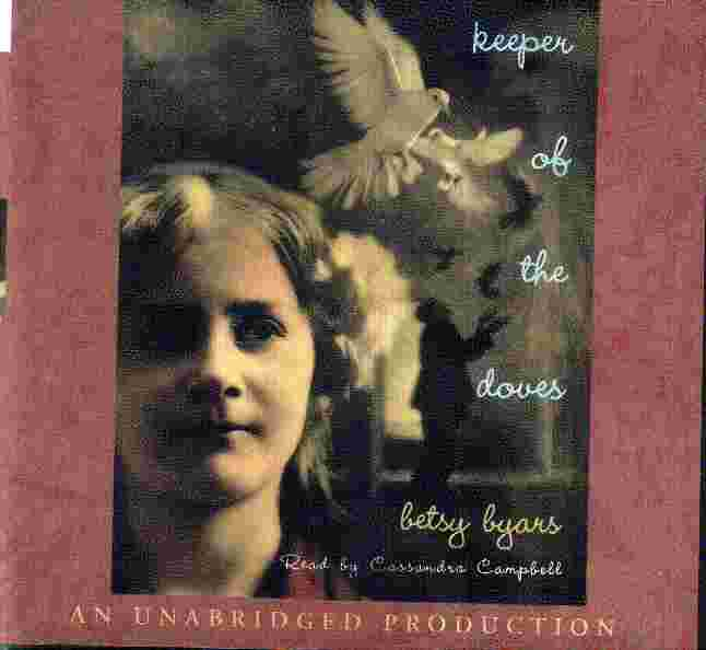 KEEPER OF THE DOVES by Betsy Byars