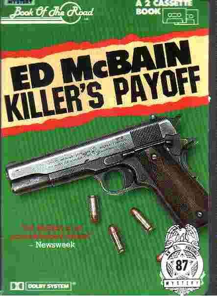 KILLER'S PAYOFF by Ed McBain