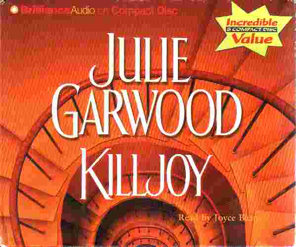 KILLJOY by Julie Garwood