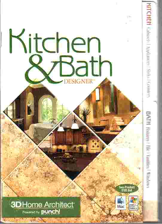 3DHA KITHEN AND BATH DESIGNER software