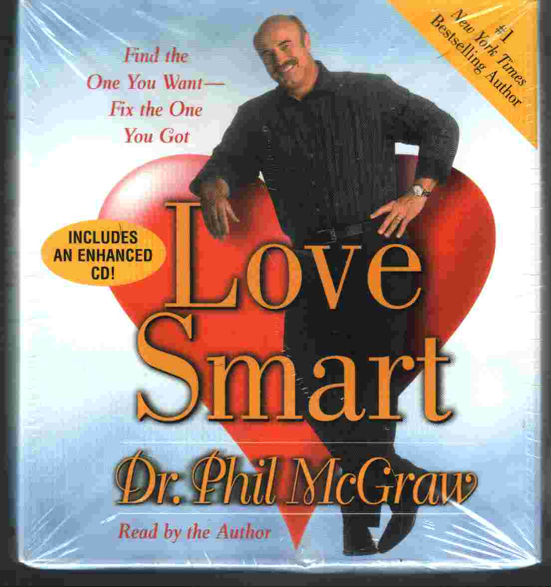 LOVE SMART by Dr. Phil Mcgraw