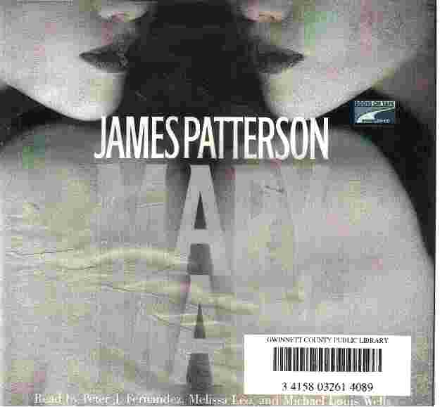 MARY , MARY by James Patterson - Click Image to Close