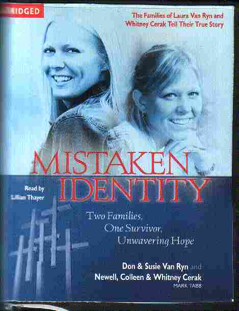 MISTAKEN IDENTITY by Mark Tabb