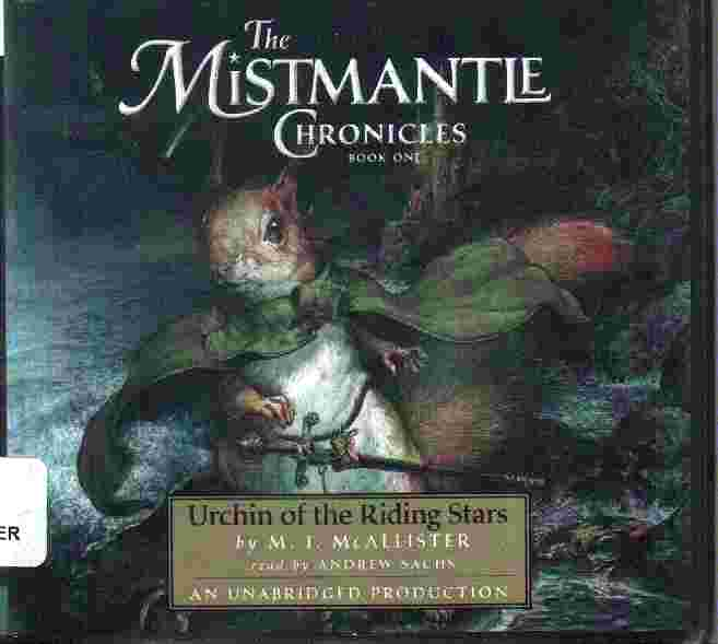 URCHIN OF THE RIDING STARS by M.I. McAllister