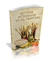 GETTING INTRODUCED TO OIL PAINTING ebook
