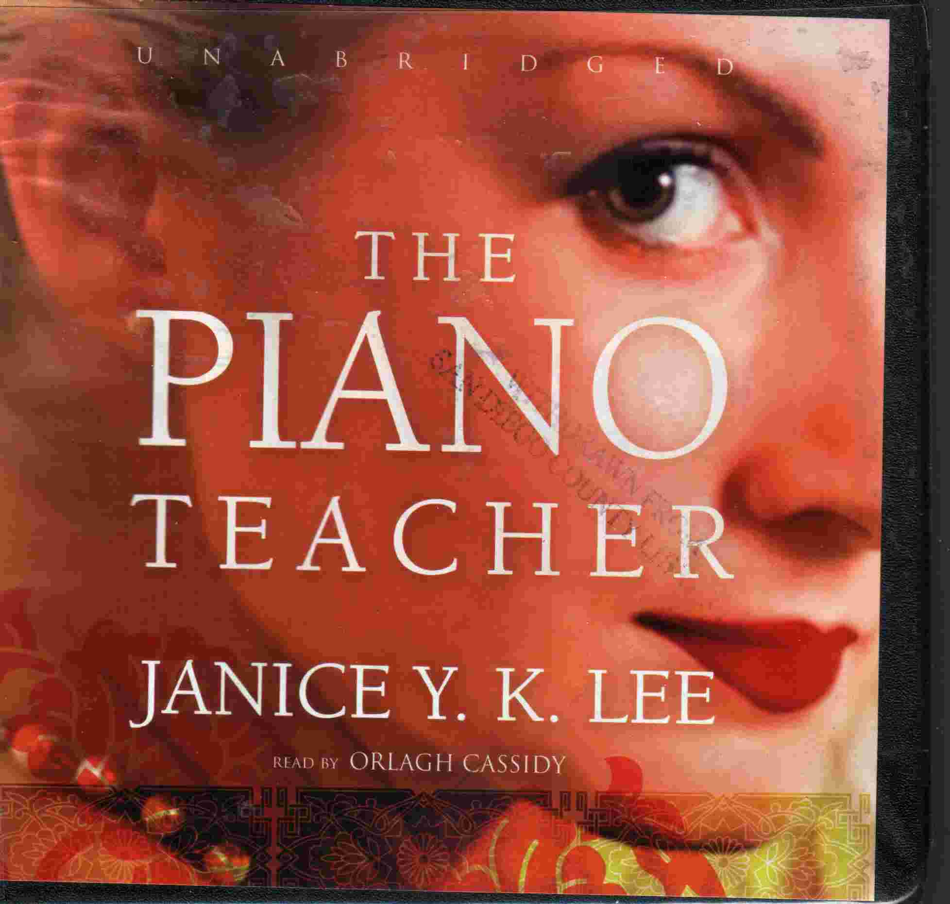 THE PIANO TEACHER by Janice Y K. Lee