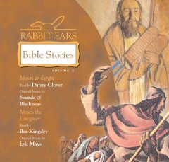 RABBIT EARS BIBLE STORIES (2)