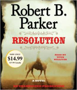 RESOLUTION by Robert B Parker