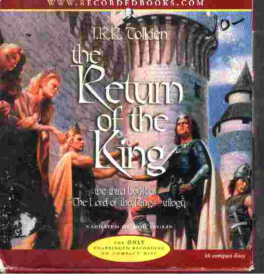 THE RETURN OF THE KING by J R R Tolkein