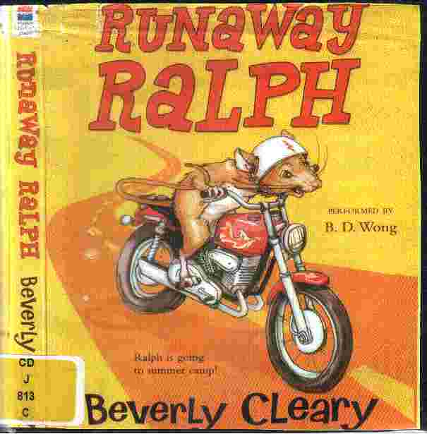 RUN AWAY RALPH by Bebgerly Cleary