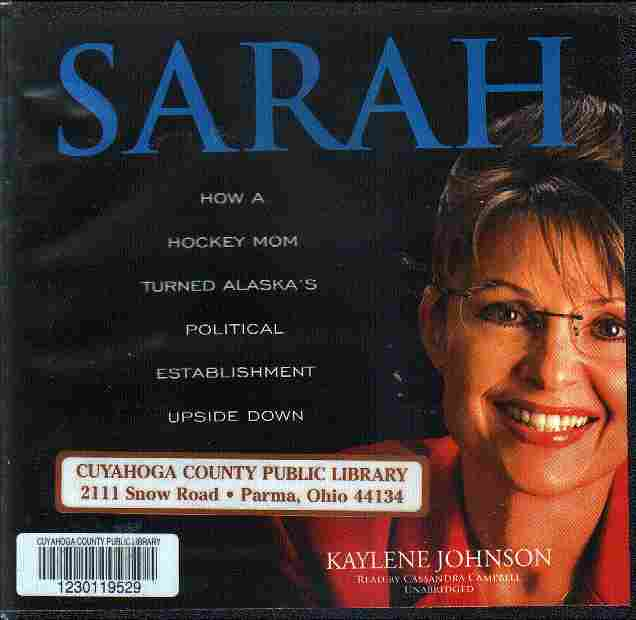 SARAH by Kaylene Johnson