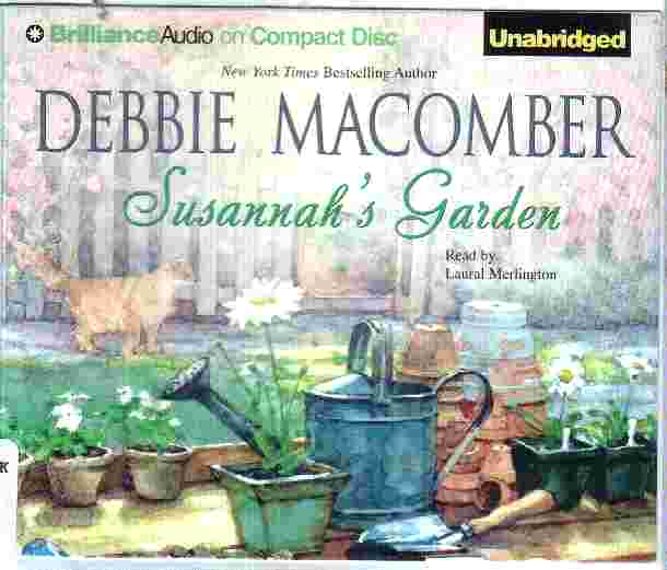 SUSANNAH'S GARDEN by Debbie Macomber - Click Image to Close
