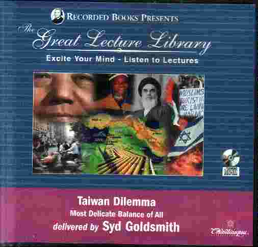 GLL TAIWAN DILEMMA by Syd Goldsmith