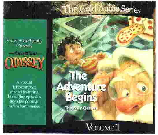 ODYSSEY - THE ADVENTURE BEGINS V1