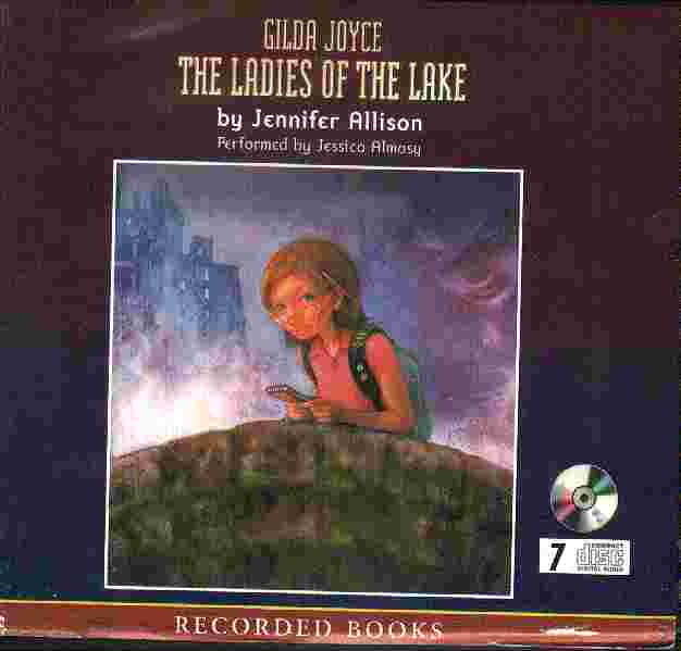 GILDA JOYCE - THE LADIES OF THE LAKE by Jennifer Allison
