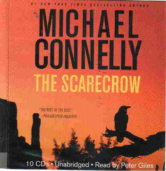 THE SCARECROW by Michael Commelly