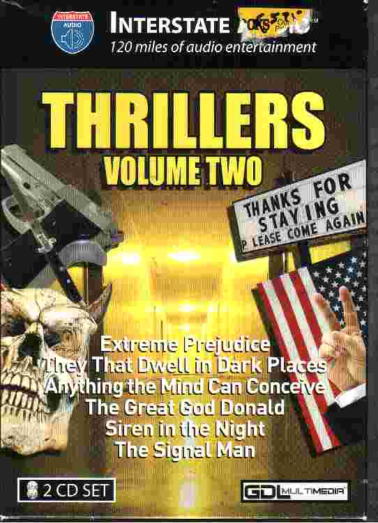 THRILLERS volume two
